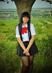 Cosplay-Cover: Meiko Mochizuki [Tri Sommerschuluniform]]
