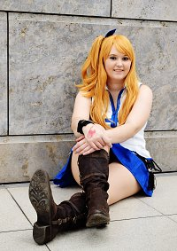 Cosplay-Cover: Lucy Heartfilia [Casual]
