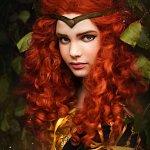 Cosplay: Queen Merida