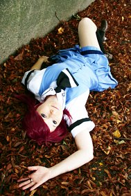 Cosplay-Cover: Mafuyu Oribe (Anime)
