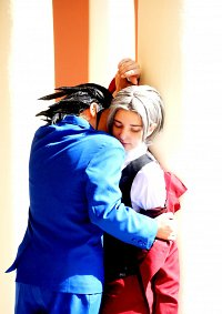 Cosplay-Cover: Phoenix Wright