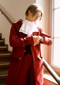 Cosplay-Cover: Miles Edgeworth (Ace Attorney 5)
