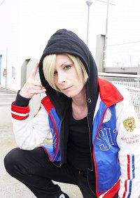 Cosplay-Cover: Yūri Plisetsky