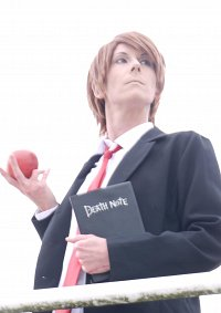 Cosplay-Cover: Yagami Light