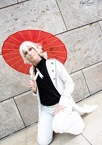 Cosplay-Cover: Isana Yashiro ~Silver King~