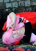 Cosplay-Cover: Megurine Luka ~Happy Synthesizer~