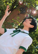 Cosplay-Cover: Nanase Haruka (Macaron)