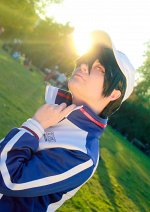 Cosplay-Cover: Echizen Ryoma ♛ {越前 リョーマ}