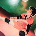 Cosplay: Yuu Nishinoya [Trikot]