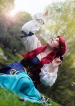 Cosplay-Cover: Arielle (Collectors Doll)