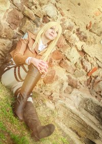 Cosplay-Cover: Christa Renz