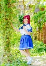 Cosplay-Cover: Gou Matsuoka (Sailor)