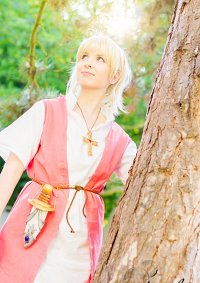 Cosplay-Cover: Marian
