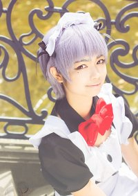 Cosplay-Cover: Nitori [Maid Dress]