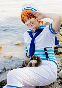 Cosplay-Cover: Momo [Spoon Cover Sailor Suit]