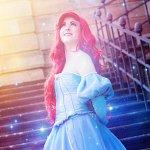 Cosplay: Arielle [Disney Park Version]