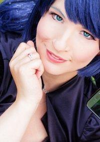 Cosplay-Cover: Marinette Dupain-Cheng (Abendkleid/Fanart-Vers.)