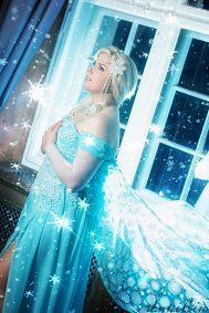 Cosplay-Cover: Elsa [Art Nouveau]