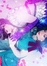 Cosplay-Cover: Sailor Saturn (Hannah Alexander)