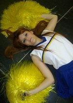 Cosplay-Cover: Mikuru Asahina - Cheerleader