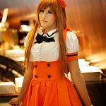 Cosplay: Mikuru Asahina - Maid Dress Artbook