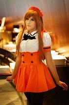 Cosplay-Cover: Mikuru Asahina - Maid Dress Artbook