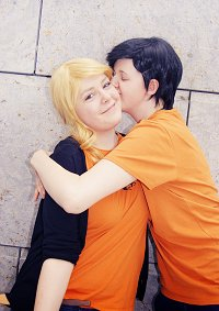 Cosplay-Cover: Annabeth Chase
