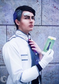 Cosplay-Cover: James Ironwood