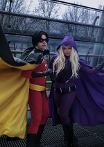 Cosplay-Cover: Tim Drake (Robin)