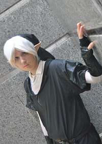 Cosplay-Cover: Dark Link[Ocarina of Time]