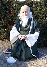 Cosplay-Cover: Uncle Iroh (Palast Basingse)