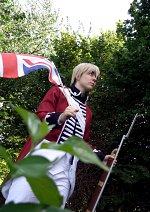 Cosplay-Cover: Arthur Kirkland/ England [War of Independence]