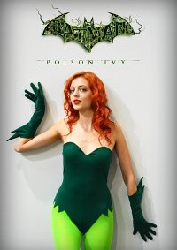 Cosplay-Cover: Poison Ivy [Batman: The Animated Series]