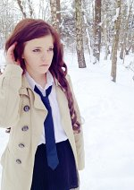 Cosplay-Cover: Castiel [female]