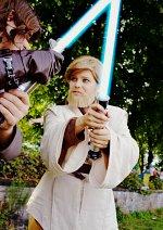 Cosplay-Cover: Obi-wan Kenobi [ Episode 3 - Jedi Master ]