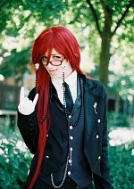 Cosplay-Cover: Grell Sutcliff [Artwork1]