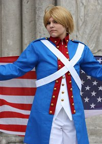 Cosplay-Cover: Alfred F. Jones [America] ♦ War Of Independence ♦