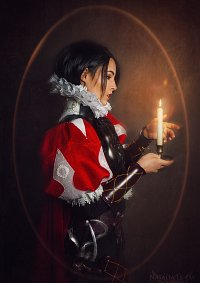 Cosplay-Cover: Countess