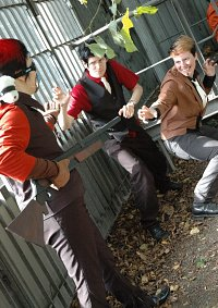 Cosplay-Cover: Conrad Achenleck (Hanna is not a Boy's Name)