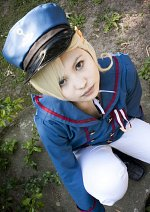 Cosplay-Cover: Norwegen (marine Uniform)