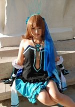 Cosplay-Cover: Ungarn [Chess Vers.]