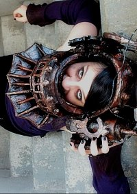 Cosplay-Cover: Amanda Young