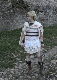 Cosplay-Cover: Alexander (Schlacht von Gaugamela)