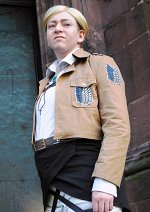 Cosplay-Cover: Erwin Smith