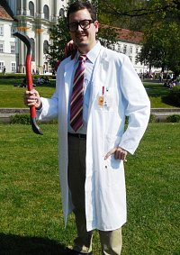 Cosplay-Cover: Gordon Freeman