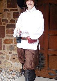 Cosplay-Cover: Charles de Batz de Castelmore, comte d'Artagnan