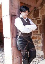 Cosplay-Cover: Levi Ackerman [A Choice of no Regrets]