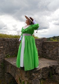 Cosplay-Cover: Pomme Verte (Chemise a la Reine)