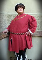 Cosplay-Cover: Henry VIII.