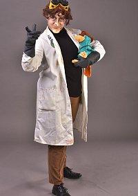 Cosplay-Cover: Dr. Heinz Doofenshmirtz